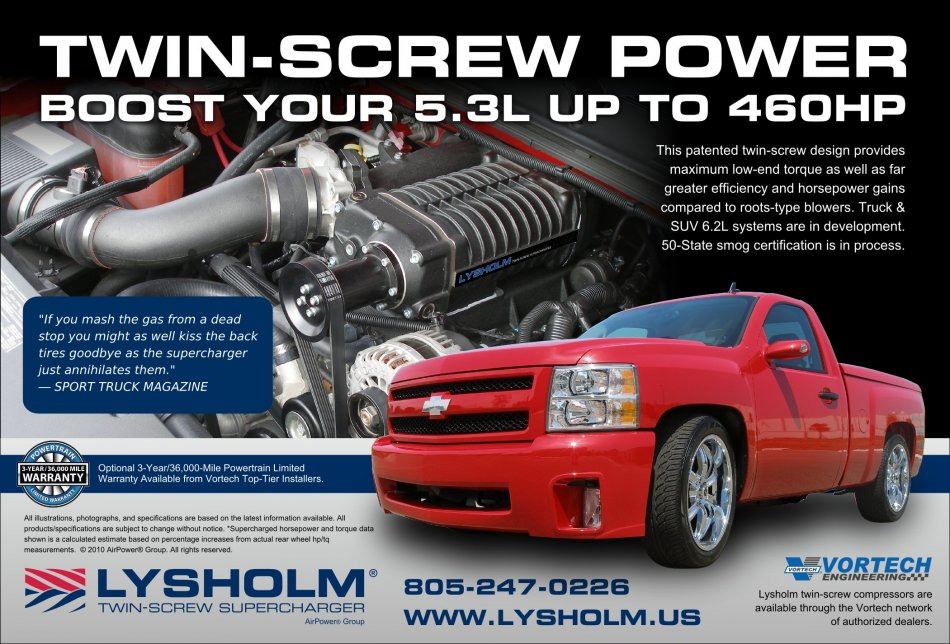 Supercharged Blog - Twin Screw Power