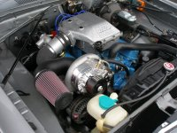 Small Block Carbureted Mopar