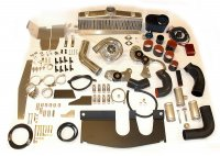 A&A 2005-2007 Corvette Supercharger Kit LS2
