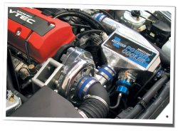 2004 S2000 2.2L V-2 SCi-Trim System Polished