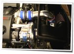 Vortech 2005 Corvette LS2 V-2 T-Trim HO System Polished
