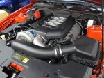 Vortech 2011 Mustang 5.0L Supercharger System, Satin Finish