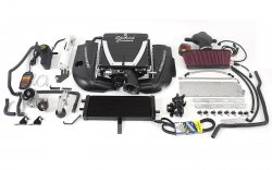 E-Force 2005-2007 Corvette 599 HP Complete Supercharger Kit