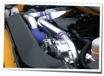 Vortech 2005-2007 6.0L Hummer H2 V-2 Si-Trim Polished