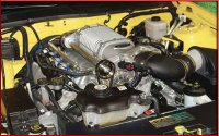 Magnacharger 2005-2008 Mustang w/ 4.6L 3V Supercharger Polished